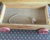 Toy Wagon, Pull Wagon toy, Southland Toys - Tot Tutor wagon