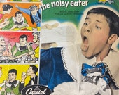 Jerry Lewis, Record, Bozo Approved, The noisy eater, Capital Records