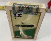 Vintage Merchants and Miners Transportation Company playing cards -  defunct 1952