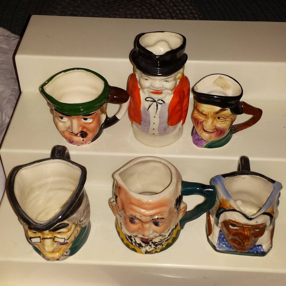 Dating Royal Doulton Toby kannen