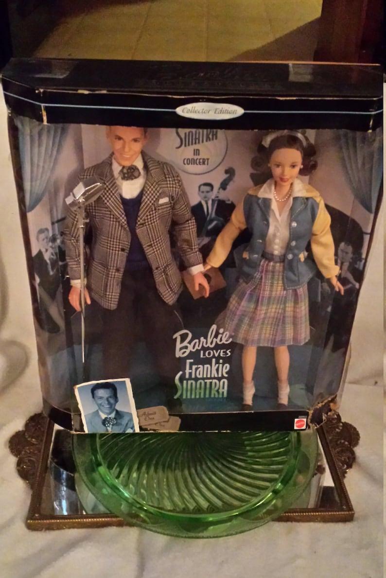 32256641efac6 Vintage Frank Sinatra Barbie Doll Barbie Loves Frankie