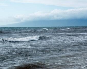 Pacific Ocean Waves II, photos, photography, artwork, water, Pacific ocean, 3Butterflies