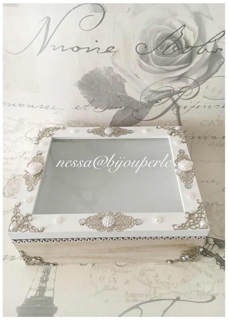 Boîte à Coran Islamique Cadeau Anniversaire Mariage Anniversaire Bijoux Souvenir