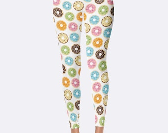 Yoga Leggings,Yoga Clothes, Yoga Wear, Printed Leggings, Womens Leggings, Womens Activewear, Festival Leggings, Womens Yoga Pants, Patterned