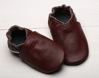 d00b6c6157e36 Leather baby shoes