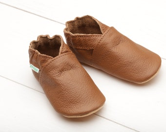 9d608628a Leather baby shoes