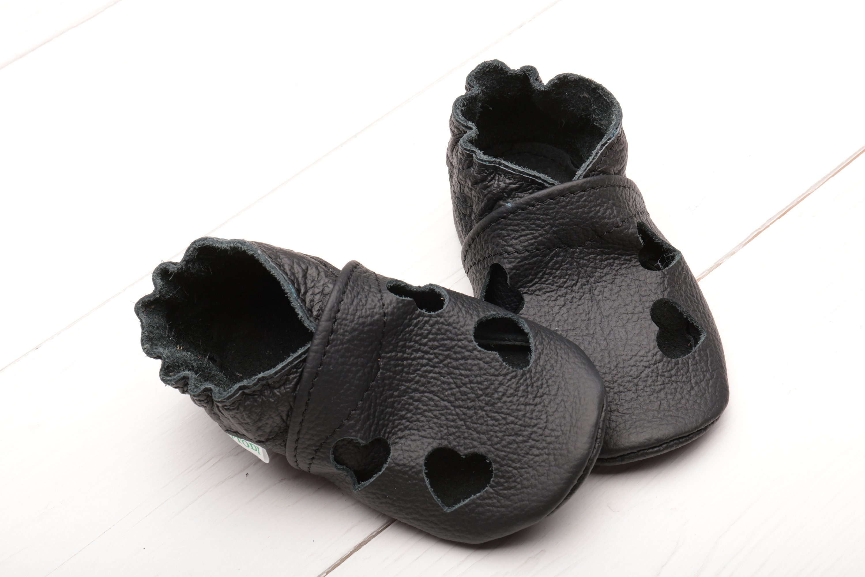 92398f79a4b08 Black Baby Shoes, Leather Baby Shoes, Soft Sole Baby Sandals, Girls',  Newborn Shoes, Boys', Infant Shoes, Summer Toddler Shoes, Handmade