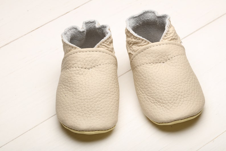 a453e86c398 Ivory Baby Shoes Toddler Wedding Shoes Leather Baby Shoes