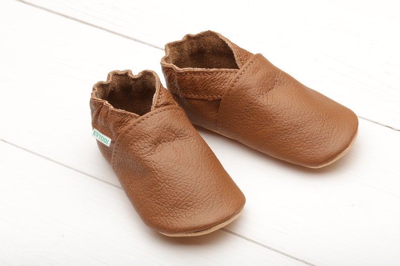 d1bf84c00a23a Caramel, Baby Shoes, Leather Baby Shoes, Soft Sole Baby Shoes, Girls', Crib  Shoes, Boys', Infant Shoes, Baby Moccasins, Toddler Shoes, Gifts