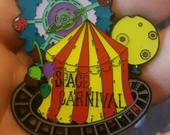 Space Carnival Pins LE 100