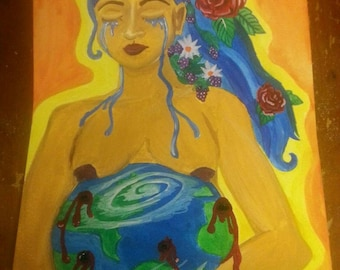 Mother Earth prints