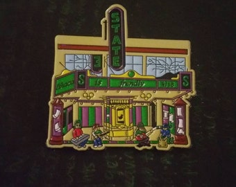 Ithaca Twiddle Inspired Pin by JEMaginations