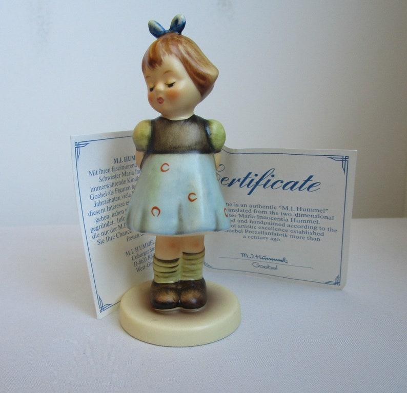 c967f7a5026 Vintage M I Hummel Figurine Two Hands One Treat Rechts Oder | Etsy