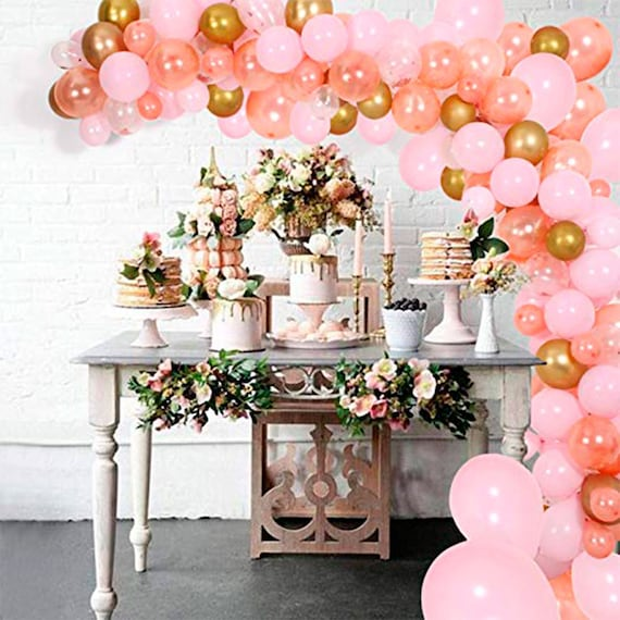 Balloon Garland Party Decorations Party Supplies Balloon Arch Set Baby  Shower Bridal Shower Bday Party Decor Ideas Balloons Backdrop Wedding