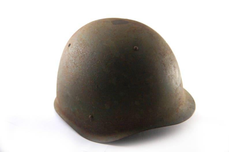 WW2 Casco esercito casco casco militare cappello duro della  1ca47d0e5b91