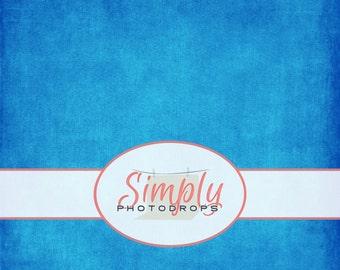 LIGHT BLUE GRUNGE vinyl Photography Backdrop