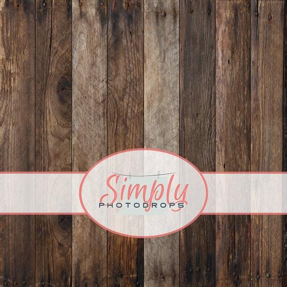 Vinyl Backdrop Rustic Wood Floor Photography Backdrop Etsy