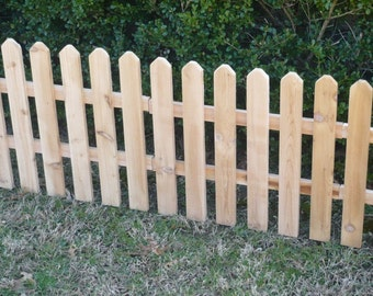 Popular Items For Garden Fencing