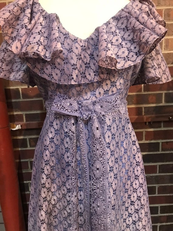 Vintage  western dress authentic theatre  costume