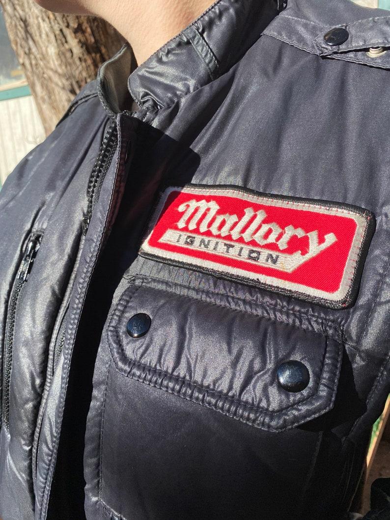Winter vintage jacket
