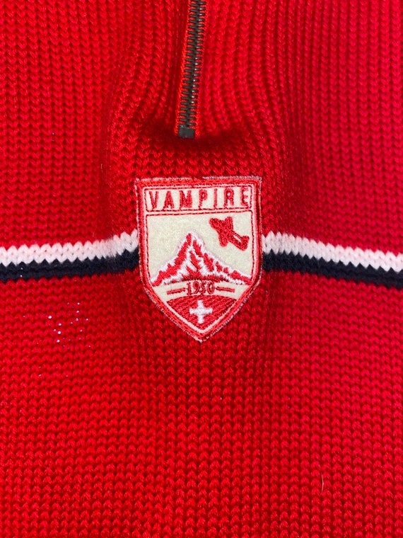Authier Vampire sweater , vintage
