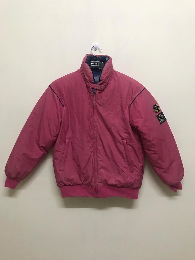 421b51c82183 Vintage reversible moncler ski wear x Asics puffer jacket hip