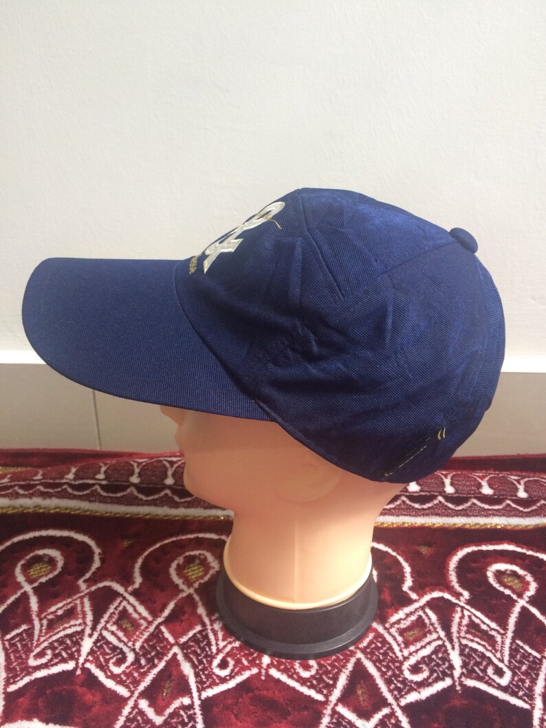 45c89e6ee Vintage Ellesse Italy Truckers Cap, Baseball, Golf, Hip Hop, Rare One Size  Fit At All.