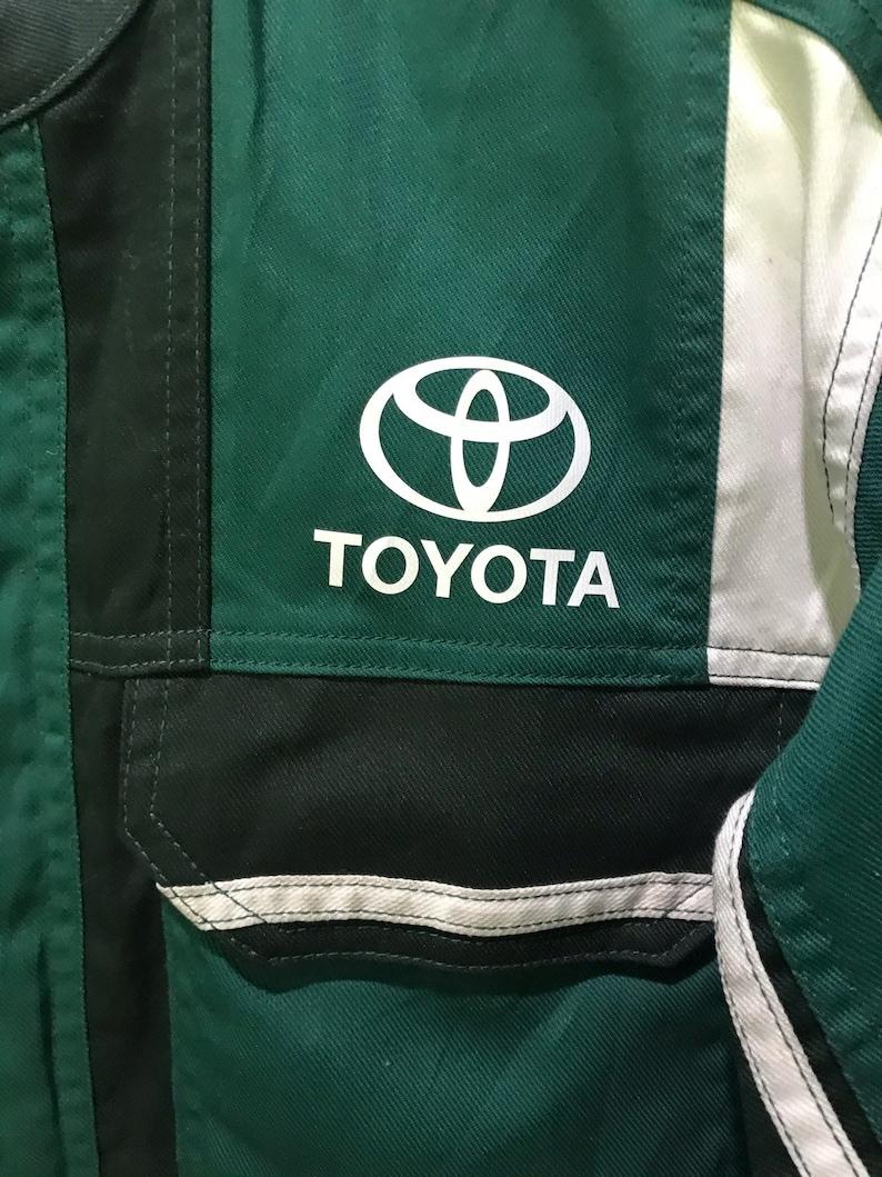 Vintage Toyota Tecno Toyopet Coverall Japan Automobile Design Type R Datsun Toyota Nissan GTR Mugen Nismo Initial D