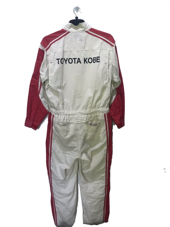 Vintage Toyota Corolla Tecno  Coverall Japan Auto… - image 2