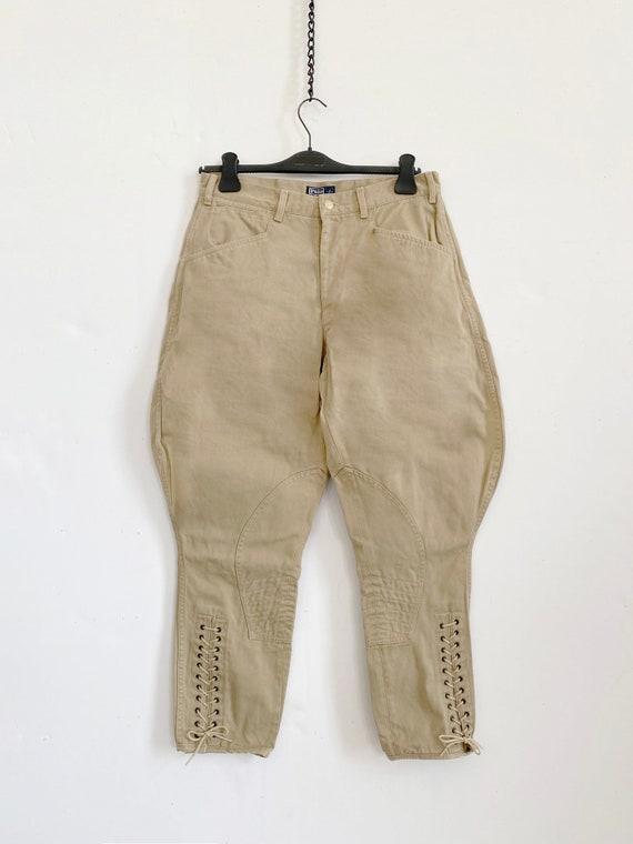 80s Vintage Polo Ralph Lauren Jockey pants - image 1