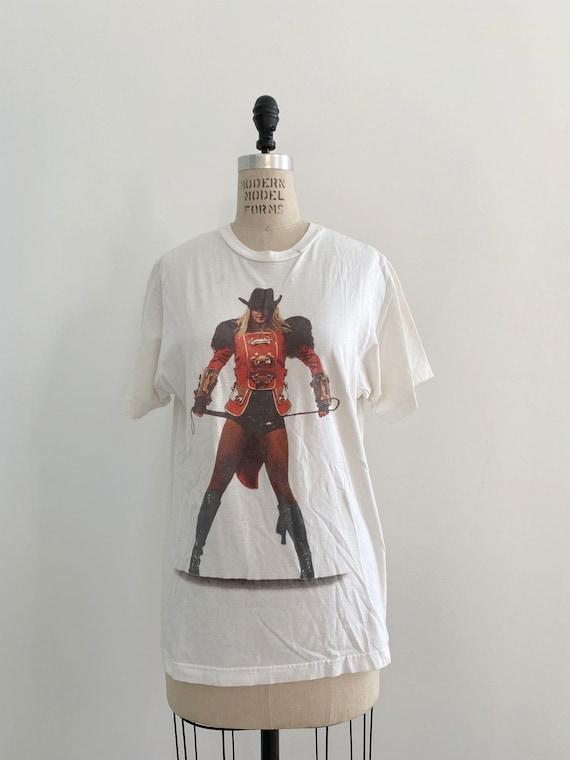 00s Vintage Britney Spears tour T-shirt - image 1