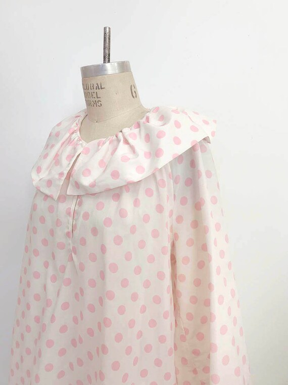60s Vintage Rudi Gernreich Polka dots dress