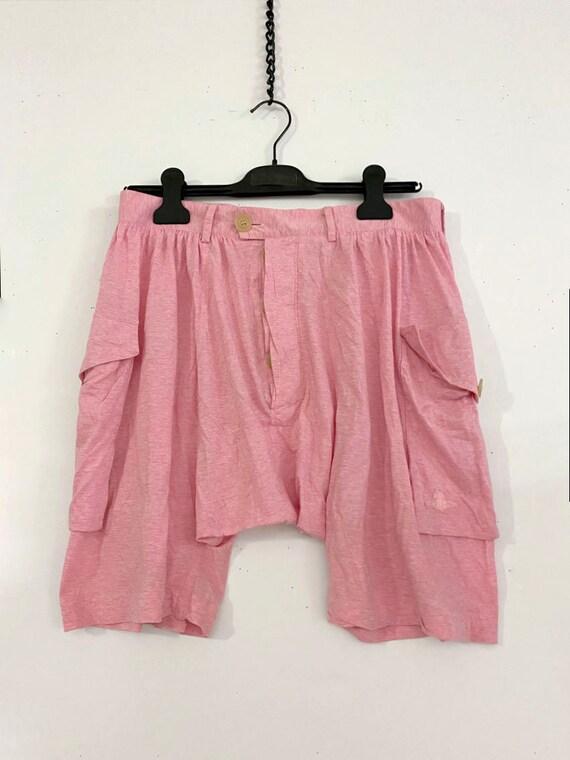 00s Vintage Vivienne Westwood Man Shorts