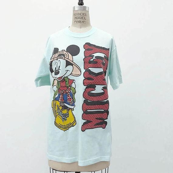90s Vintage Hip Hop Mickey T-shirt