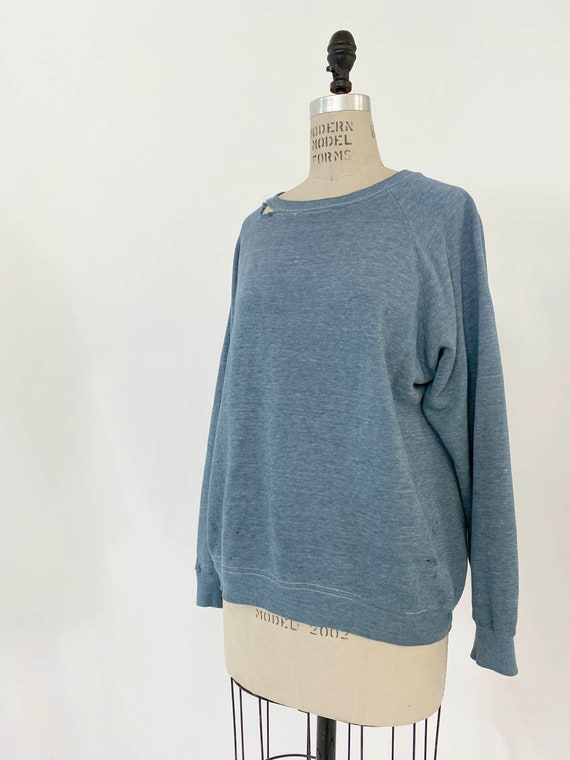 0s Vintage Distressed JC Penney Sweat shirt