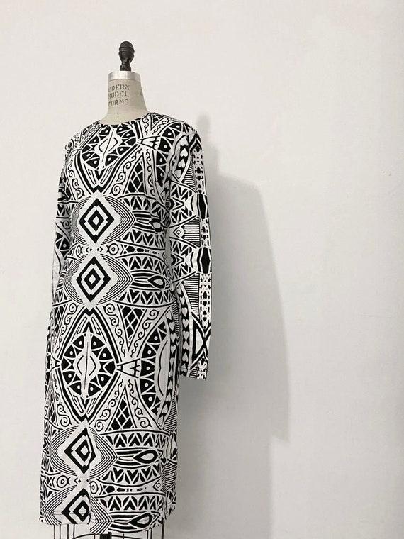 Vintage KTZ Ethnic Tribal dress