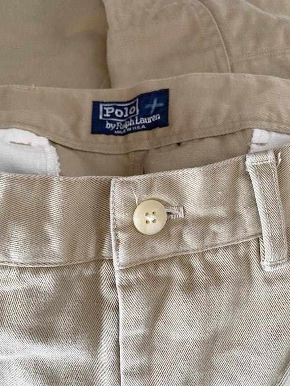 80s Vintage Polo Ralph Lauren Jockey pants - image 4