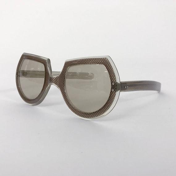 70s Vintage Reversible Sunglasses