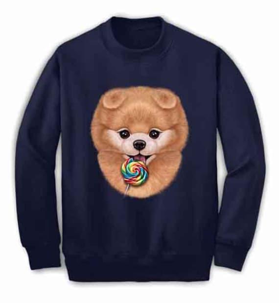 If not Pomeranian Just Dog Pick Your Size Hood Sweatshirt