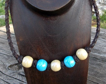 Leather necklaces for women, leather necklace woman, leather necklace, leather necklace, girl necklace, boy necklace, color necklace,