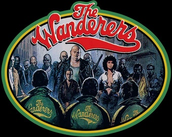 The Wanderers Vintage Image T-shirt