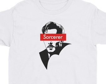 b3a7748a0b5f Sorcerer Supreme - Kid s Tee - Marvel Dr. Strange   Supreme Parody Youth T- Shirt