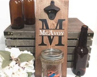 Bridal Shower Gift - Bridal Shower Gift Ideas - Bridal Shower Gift For Couple - Bridal Shower Gift For Groom - Bottle Opener - Beer Opener