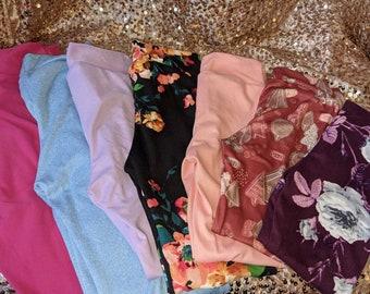 Girls & Tween Floral Leggings - Floral leggings