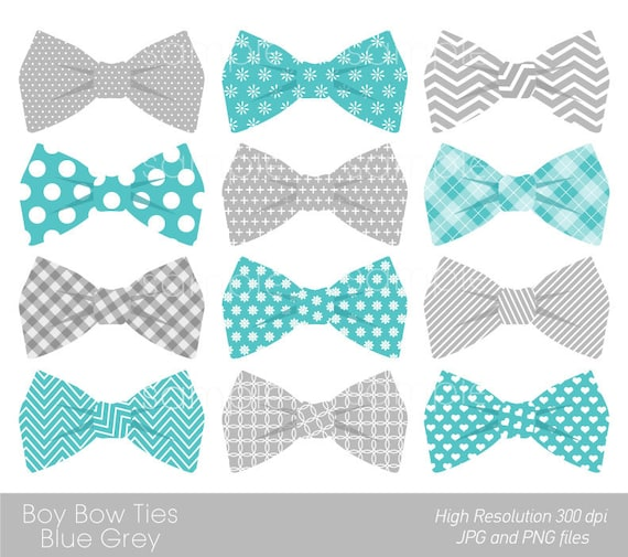Bow ties clipart bowtie clip art aqua blue grey only for bow ties clipart bowtie clip art aqua blue grey only for personal use from yellowhaledesigns on etsy studio voltagebd Choice Image