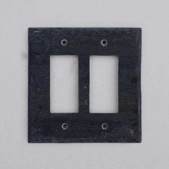Decorative Double Rocker Light Switch Cover Gfci Gfi
