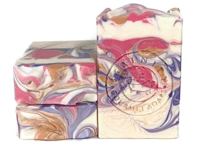Euphoria Vegan Handmade Soap Bar