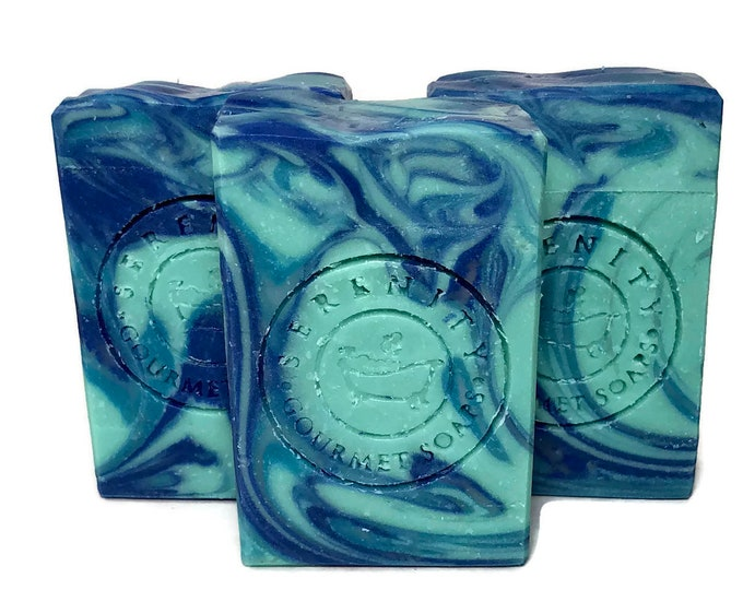 Rushing Waters Vegan Handmade Bath Soap Bar