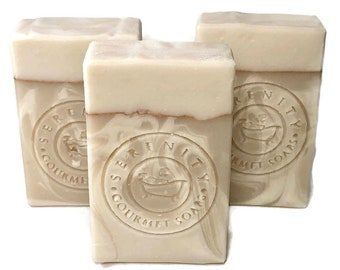 Creme' De La Coconut Vegan Handmade Soap