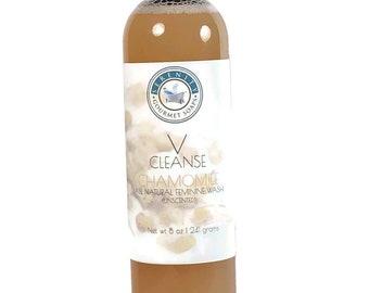 V Cleanse Chamomile Liquid All Natural Feminine Body Wash
